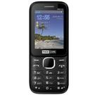 Telefon Mobil MaxCom Classic MM143, 3G, Dual SIM - Black