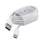 Cablu de date Huawei USB Type-A to Type-C Fast Charge Data Cable 5A, bulk - White