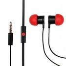Casca cu fir HTC RC-E295 Stereo Headset, Bulk - Black/Red