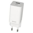 Incarcator Retea OnePlus Wall Dash Charge / Quick Charge (100-240V / 0.6A; 5V / 4000 mA) - White
