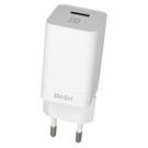 Incarcator Retea OnePlus Wall Dash Charge / Quick Charge (100-240V / 0.6A; 5V / 4000 mA) - White