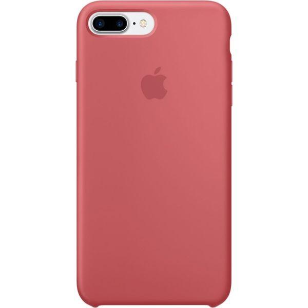 3d67121c374 Husa de protectie Apple Silicone Case pentru iPhone 7 Plus / iPhone 8 Plus,  MQ0N2ZM/A - Camellia | ILEX