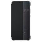 Husa de protectie Huawei Smart View Flip Cover pentru Huawei P20 Pro, 51992407 - Black