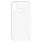 Husa de protectie Huawei Color Cover pentru Huawei P20 Lite, 51992316 - Clear