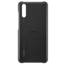 Husa de protectie Huawei PU Magnetic Car Case pentru Huawei P20 - Black