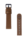 Curea StrapStudio Leather Smartwatch Essex pentru Samsung Galaxy Watch R810 / R815, Gear Sport R600, 20mm, GP-R815BREEAAB SS-704-02 - Brown