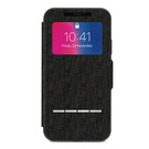 Husa tip Book Moshi SenseCover pentru Apple iPhone X - Metro Black