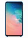 Husa Protectie Spate Samsung Silicone Cover pentru Samsung Galaxy S10e, EF-PG970TLEGWW - Blue