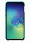 Husa Protectie Spate Samsung Silicone Cover pentru Samsung Galaxy S10e, EF-PG970TGEGWW - Green