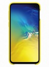 Husa Protectie Spate Samsung Leather Cover pentru Samsung Galaxy S10e, EF-VG970LYEGWW - Yellow