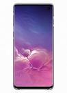 Husa Protectie Spate Samsung Clear Cover pentru Samsung Galaxy S10, EF-QG973CTEGWW - Transparent