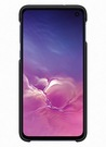 Husa Samsung Pattern Cover pentru Samsung Galaxy S10e, EF-XG970CBEGWW - Black Green
