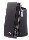 Husa tip Book LG Flip Case Quick Cover Voia pentru LG K10 2016 - Black