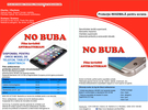 Folie Protectie NoBuba pentru Huawei Mate 20 Lite