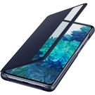Husa Samsung Clear View Cover pentru Samsung Galaxy S20 FE, EF-ZG780CNEGEE - Navy