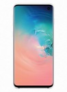 [RESIGILAT] Husa Spate Samsung Silicone Cover Samsung Galaxy S10, EF-PG973TWEGWW - White