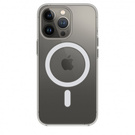 Husa de protectie Apple Clear Case MagSafe pentru iPhone 13 Pro Max, mm313zm/a - Transparent